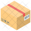Closed Package Package Parcel Icon