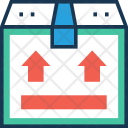 Package Shipment Courier Icon