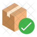 Package Box Recieved Icon