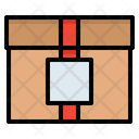 Package Post Gift Icon