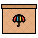 Package Keep Dry Icon