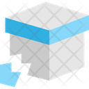 Package Damaged Package Broken Package Icon