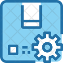Production Optimization Management Icon