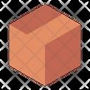 Parcel Courier Box Icon