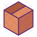 Parcel Courier Box Icon