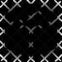 Package Logaistics Box Icon