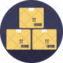 Storage Stack Packages Icon