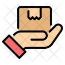 Package Packing Box Icon