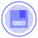 Box Cargo Delivery Icon