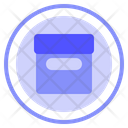 Package Box Cargo Icon