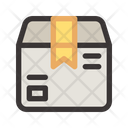 Black Friday Commerce Box Icon