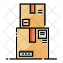 Package Parcel Box Icon