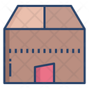 Package Courier Parcel Icon