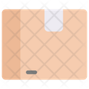 Online Shopping Package Box Icon