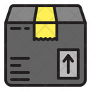 Box Black Friday Package Icon