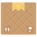 Package Closed Parsel Delivery Icon