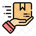 Shipping And Delivery Package Parcel Icon