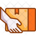 Package Courier Delivery Icon
