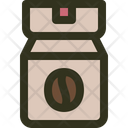 Package Coffee Bag Icon