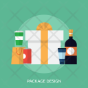 Package Design Computer Icon