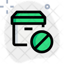 Package Ban Icon