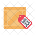 Barcode Tag Label Icon