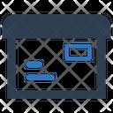 Box Bundle Delivery Icon