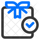 Package Check Icon