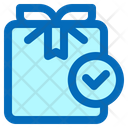 Package Check Box Check Icon