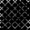 Checklist Box Export Icon