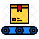 Package Conveyor Icon