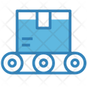 Package Conveyor Conveyor Belt Belt Icon