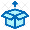 Package Delivered Send Package Icon
