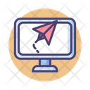 Mcontent Delivery Icon