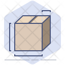 Dimensions Height Logistics Icon