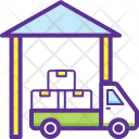 Package Distribution Icon