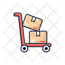 Package Transport Package Transport Icon