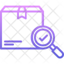 Package inspection Icon