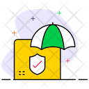 Package Insurance Icon