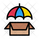 Box Parcel Protection Icon