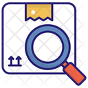 Package Investigation Icon