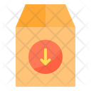 Load Package Package Loading Parcel Icon