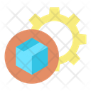 Package Settings Package Management Courier Setting Icon