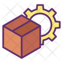Package Industry Package Factory Package Management Icon
