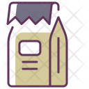 Package Milk Food Icon