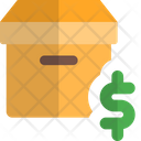 Package Money Icon