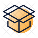 Package Open Delivery Parcel Icon