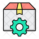 Package Package Optimization Box Icon