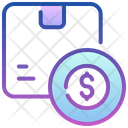 Package Price Price Dollar Icon