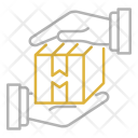 Package Protection Delivery Icon